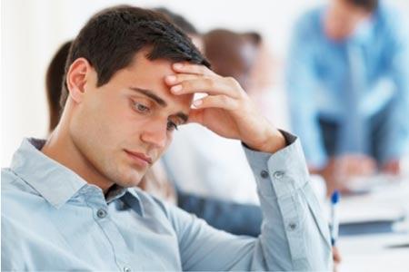Hiện tượng không xuất tinh khiến nam giới luôn lo lắng và mặc cảm 3.