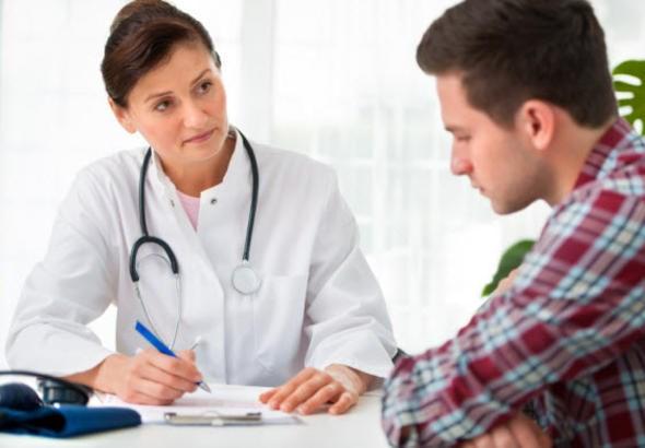 Điều trị tinh trùng yếu cho nam giới