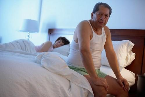 Cách khắc phục chứng tiểu đêm ở nam giới