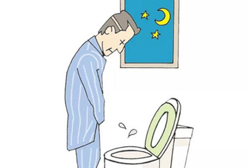 Tiểu đêm nhiều là bệnh gì?