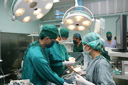 Phẫu thuật hẹp bao quy đầu ở nam giới