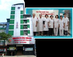 Địa chỉ khám nam khoa uy tín – chất lượng tại Hà Nội.