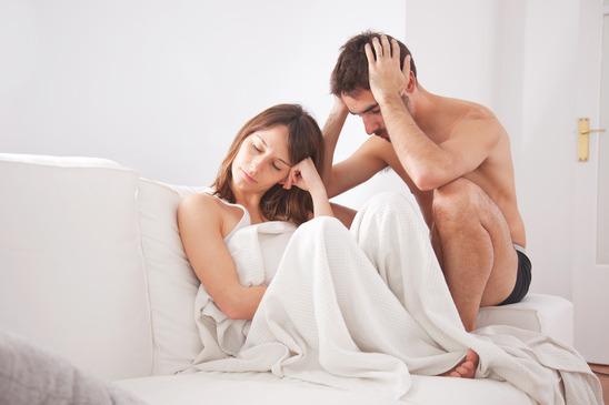 Các triệu chứng của bệnh liệt dương