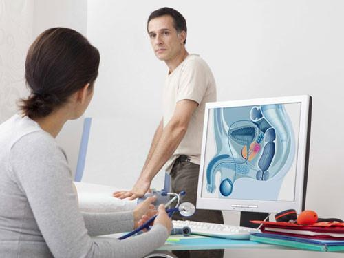 U xơ tuyến tiền liệt có gây vô sinh không