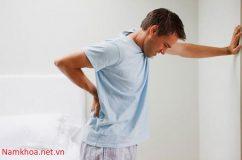 bệnh lậu cầu khuẩn ở nam giới