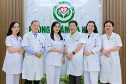 đội ngũ bác sĩ chuyên khoa tay nghề cao với nhiều năm kinh nghiệm